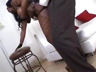 Big black tits fuck - Big black tits jada fucking black cock