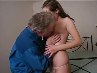 Young nudes 15 - Horny old man fucks young chick 15