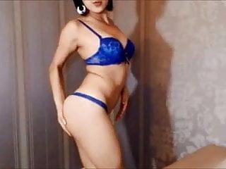 Mermaid erotica Asian girl gaping mermaid shake