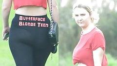 002 - Butterface Blonde Teen (Field Series)