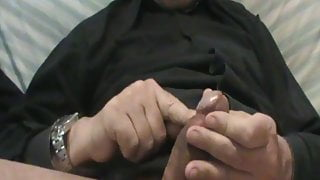 glans licking and handjob