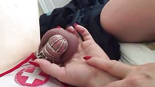 Chastity Tease and Denial 2