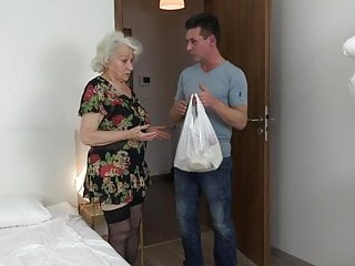 Adult forum including notice posted - Masturbating granny norma did not notice how nephew brou