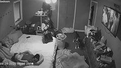 Pequeña fuga de cámara oculta a tope (bw)