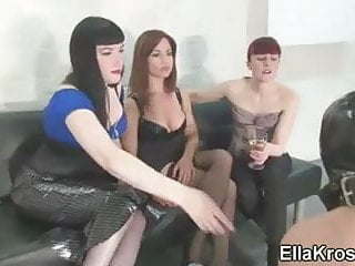 Lil miss kitty asian xxx - Three mistresses, six feet, one slave