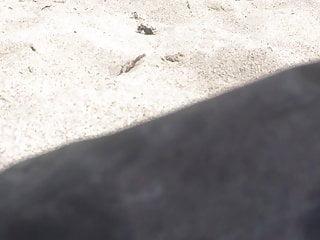 Beach naturist voyeur Haulover naturist beach voyeur - 01
