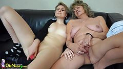 OldNannY Grannies and Lesbian girls compilation