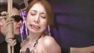 Tied Asian Toyed Until She Squirts