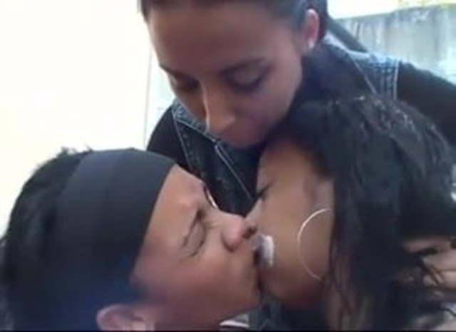 Black Big Nipple Lesbian