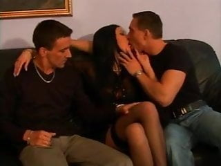Ferrari pornstar Claudia ferrari 3some