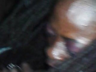 Lost on sex island - Motel sex with slim black island gal