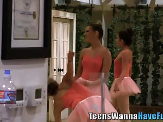 Ballet dancer naked - Teen ballet dancer tastes