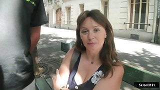 French Milf Sylvie takes DP