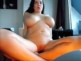 Monster boobs outdoor amateur Monster boobs and big booty ass babe hard masturbating