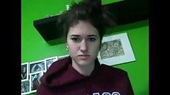 Hot Brunette Teen Bate