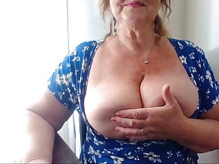 Naughty nipples and handjobs Aunt being naughty