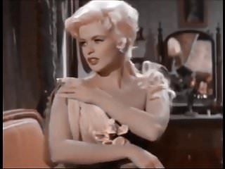 Jayne mansfields naked - Jayne mansfield in lingerie and nylons recolored