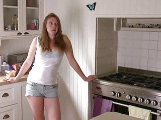 Girl pissing very far Very hot teen solo