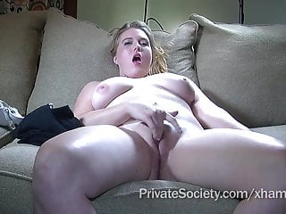 Facial beauty symmetry - Beautiful blonde tries porn