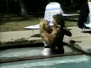 Man vintage swim wear Kristarah knight - swimming pool anal