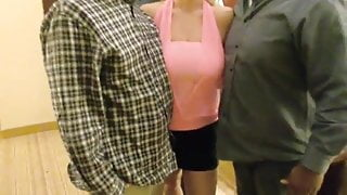 Hot texas wife. The beginning of a nice meeting