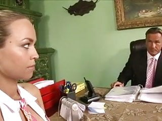 Teen girls with big tits Sexy school girl in stockings with big tits gets fucked in her tight wet cunt