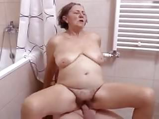 Sex with my grandson Granny mom, 68 yo and her guy grandson amateur sex