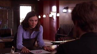 Maggie Gyllenhaal Sex Scenes - Secretary