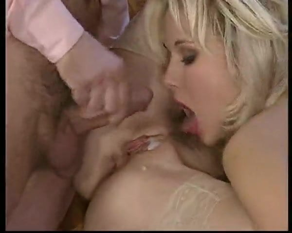 Bbc Creampie Eating Threesome