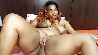 Amazingly Sexy Thick Juicy Ebony BBW Big Tits Webcam