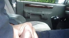 A little accident in the car