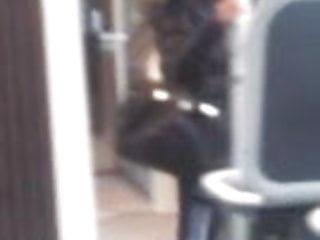 Black denali north face jacket xxx Shiny black down jacket 2