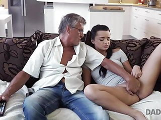 Caligula and his sexual affairs Daddy4k. old man satisfied sexual needs of his sons girlfrie