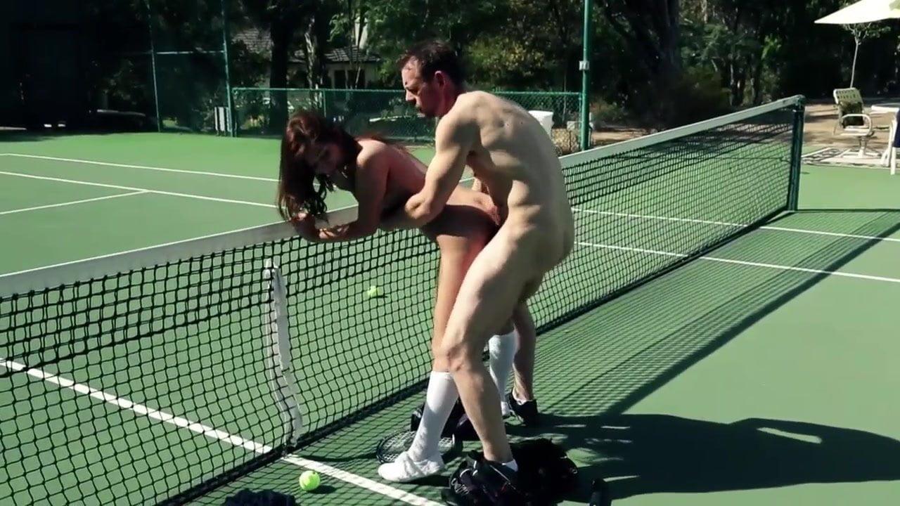 Girl Tennis Players Naked