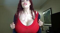 Teddi, Slutty Granny With Big Fake Tits -TheGreg88