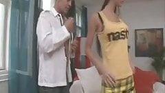 Nessa Gets Her Ass Rocked - Part 1
