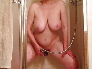 Lichelle marie shower sex Marie cant stop cumming in the shower