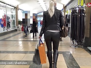 A strip mall - Mydirtyhobby - public mall fuck
