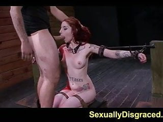 Prolonged orgasm denial - Tattoed sheena rose rough sex and orgasm denial punishment