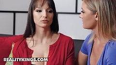 Moms Lick Teens - Lexi Luna Addison Lee - Past Her Curfew