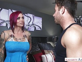 Naughty americans porn Naughty america anna bell peaks fucking in the bed with her