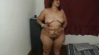 Huge Ass Latin BBW  gets Fucked