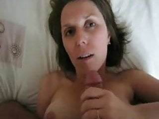 Wife eats cum on weding night Naughty wife eats cum