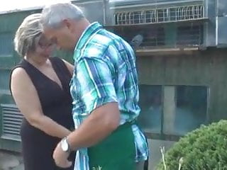 Older daughters still being spanked - An older couple still up for it