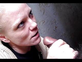 Cheap Prostitute Katie Blowjob Black Cock