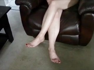 How to us dildo - How to use feet