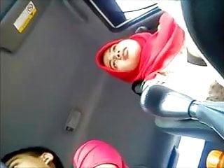 Lam facial plastic idea contest Malay- awek tudung hijab romen lam keta