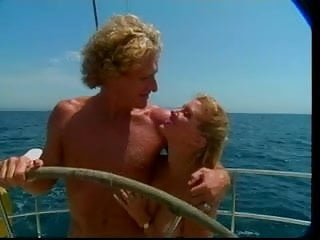 Boat sail vintage Dominique sheila - the love boat.