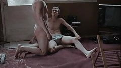 Men wrestling naked (2017)