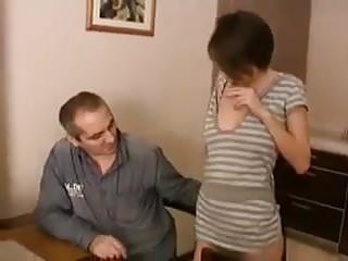 Stepmons getting licked by stepdaughter Stepdaughter bitch --mdm